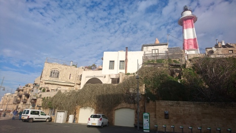 Tel Aviv Tipps: Old Port Jaffa